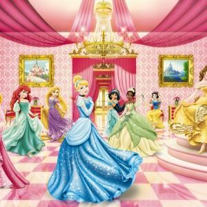 Komar 8-476 prensesli duvar kağıdı