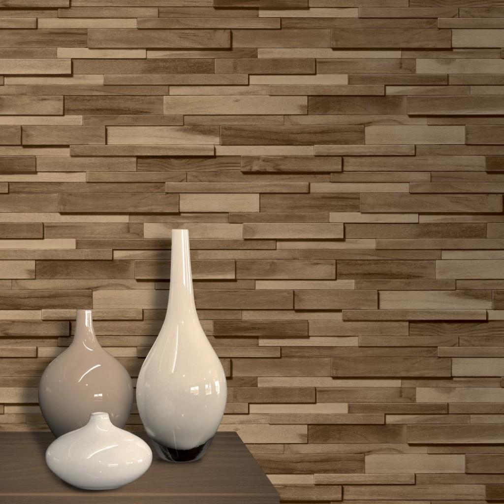Ugepa virtual reality j453 07 3 boyutlu duvar ka d tek for Papel de pared madera