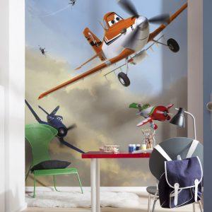 Komar uçaklar filmi karekterleri 4-452 Duvar Kağıdı